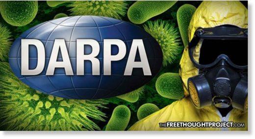 DARPA bioweapons,DARPA,arma biológica
