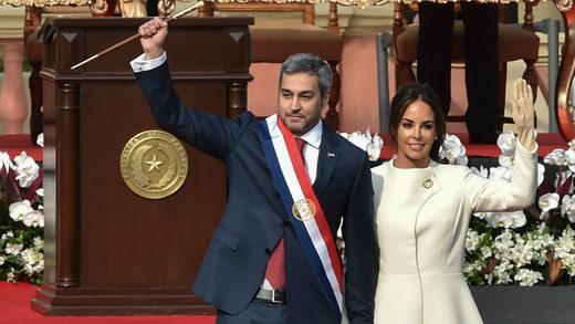 Mario Abdo Paraguay