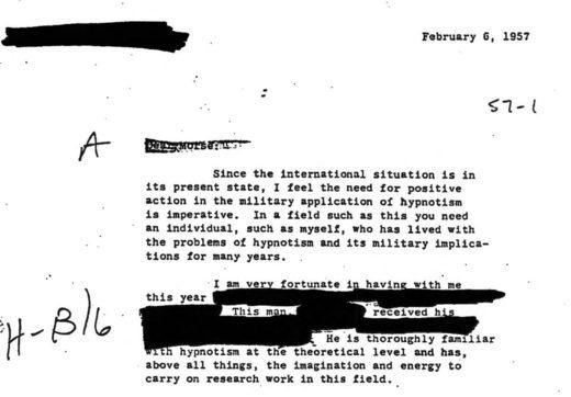 Experimentos CIA