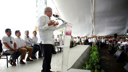 AMLO López Obrador México