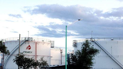 Pemex Mexico oil petróleo