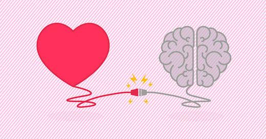 cerebro y corazon conectados