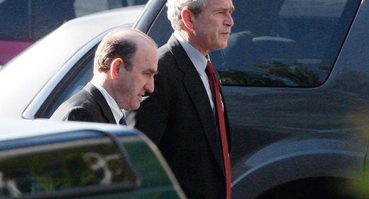 Elliot Abrams, Geroge Bush Jr.