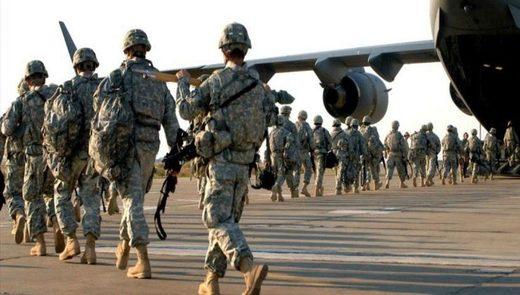 US soldiers soldados EEUU
