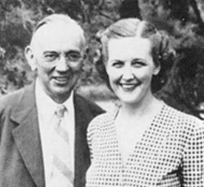 Edgar Cayce Gladys Davis