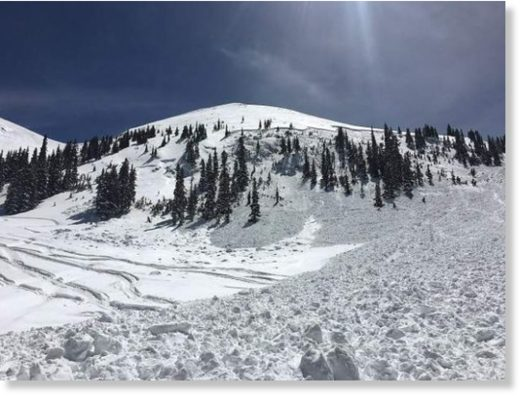 Experts are warning of heightened avalanche danger in the coming days.