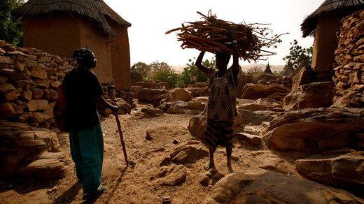 dogons tribe Mali
