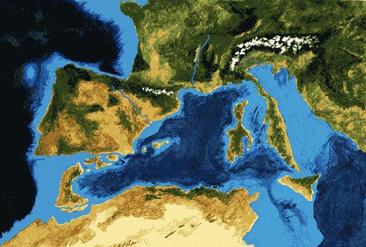 mediterraneo seco