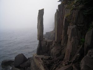 Natural balance, Nova Scotia, Canada