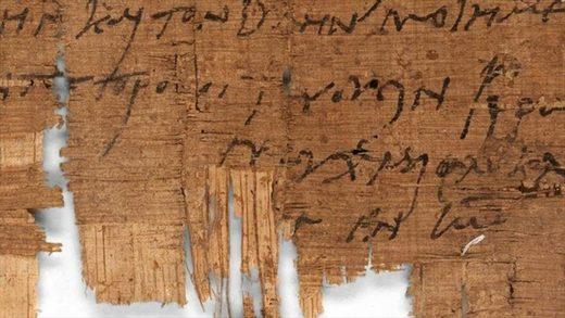 manuscrito cristiano