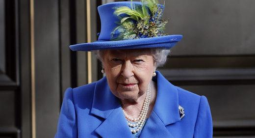 Isabel II england