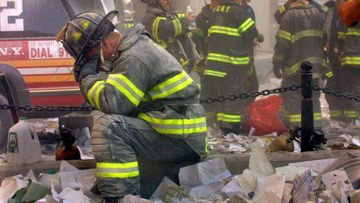 bombero 911