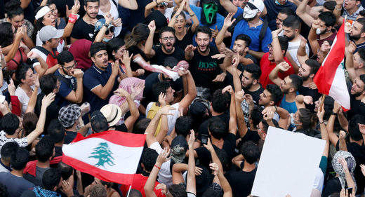 Lebanon protests