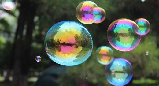 Bubbles burbujas