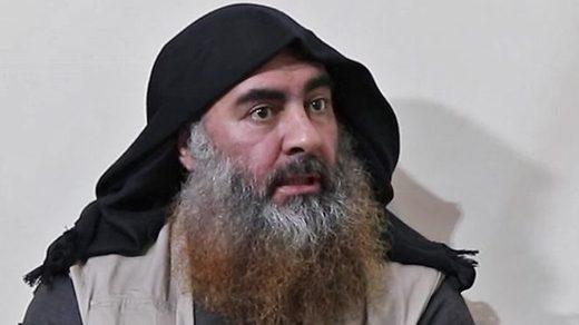 Abu Bakr al Baghdadi apareció por última vez en un video difundido en abril de este año.