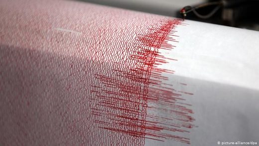 Fuerte y prolongado sismo registrado en zona central de Chile