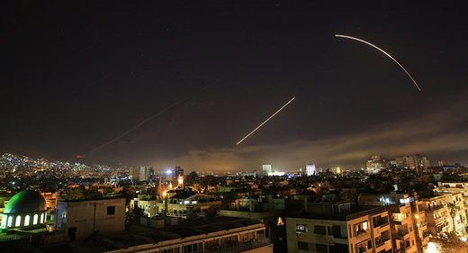 missiles Syria
