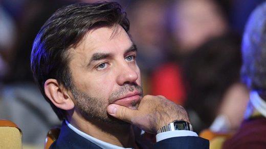 Iliá Mijaíl Abýzov en noviembre de 2017