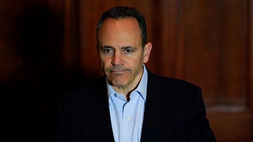 Kentucky, Matt Bevin