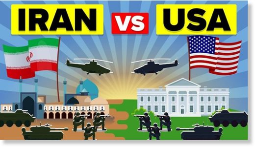 Iran vs USA