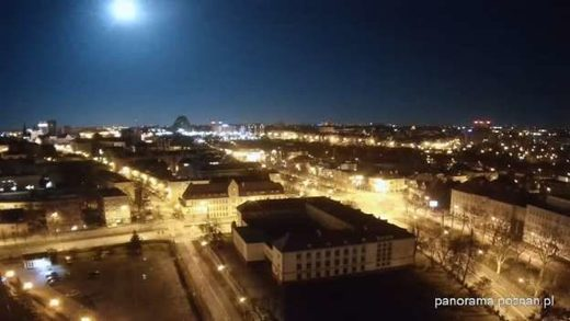 Fireball over Poland