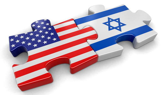 Israel US graphic