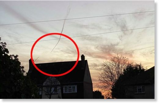 Mysterious 'fireball' flies across Southampton sky before disappearing