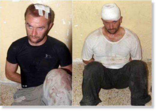 SAS terrorists