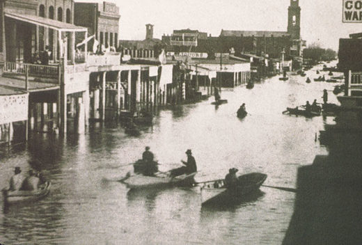 california flooding 1862