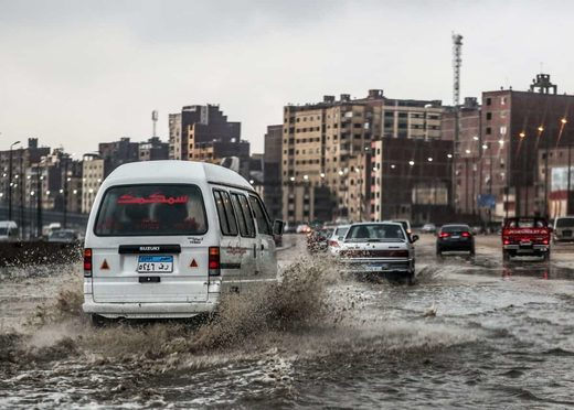 Egypt floods
