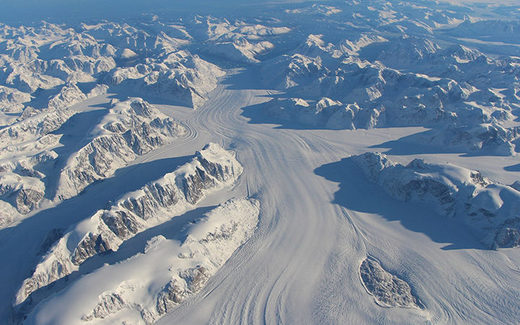 Greenland ice sheet