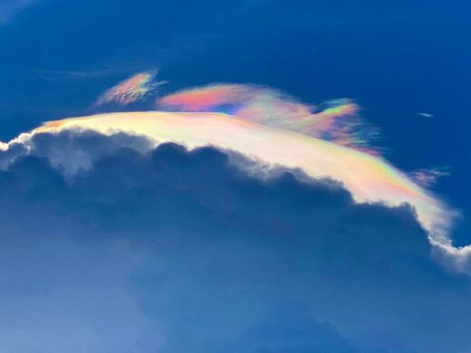 Circumhorizontal arc in Taiwan