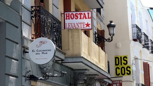 Hostal levante madrid