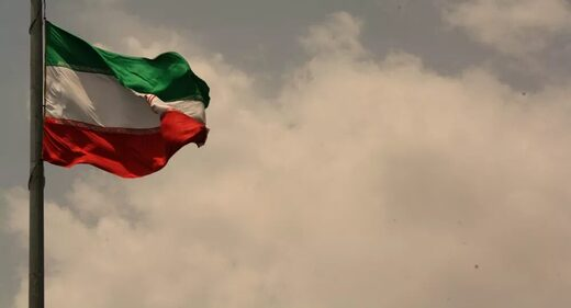 CC BY 2.0 / Blondinrikard Fröberg / Iran's flag