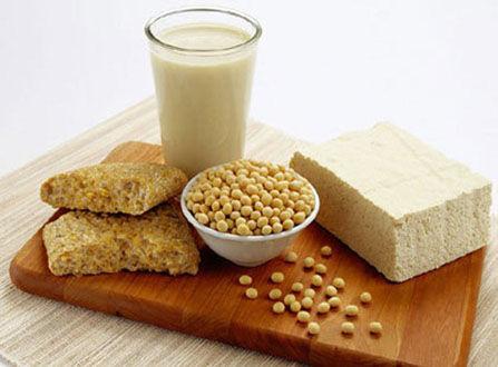 efectos negativos de la leche de soja