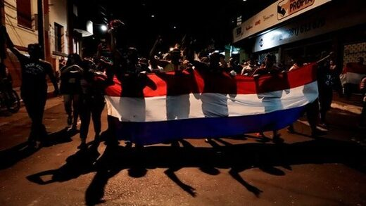 paraguay protests