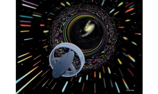 Wormhole travel