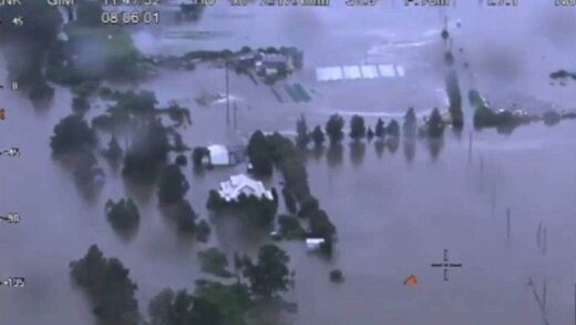 NSW's State Emergency Service has confirmed that major flooding of the Hawkesbury River.