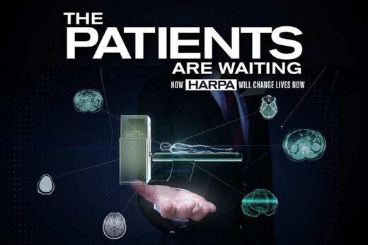Still from HARPA's video