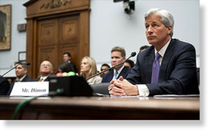 CEO, Jamie Dimon