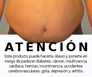 Advertencia sanitaria