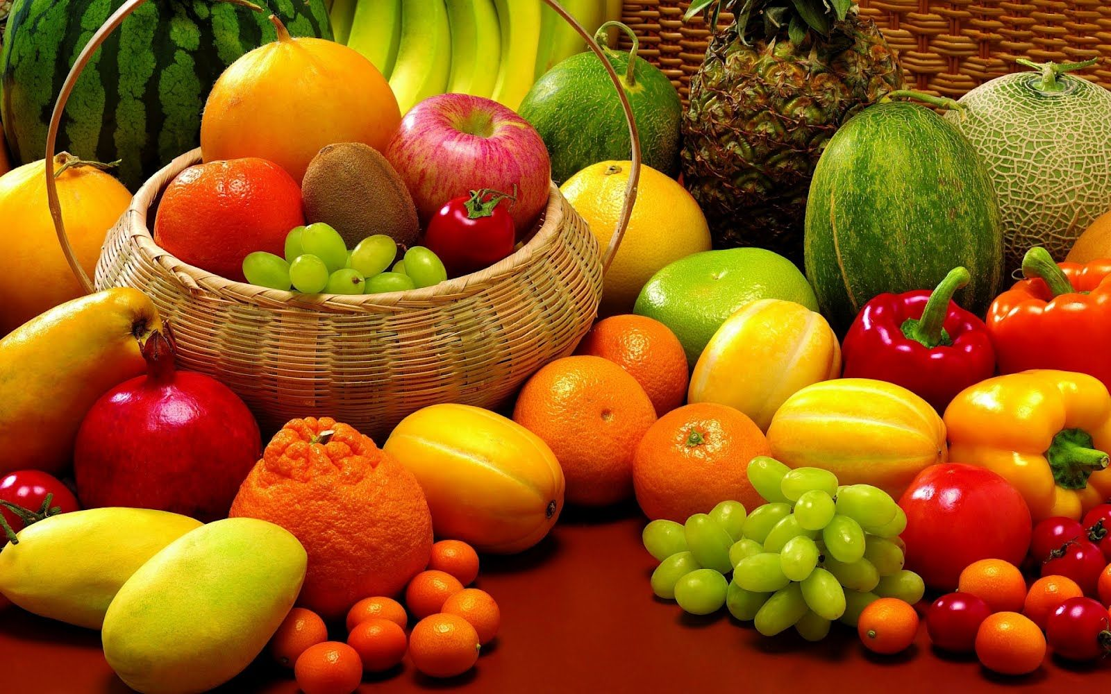 Las frutas son calor as vac as agua con az car salud y for Semillas de frutas y verduras