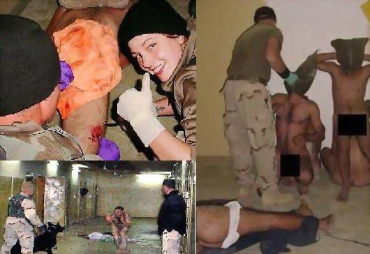 Fotos de tortura en irak 18