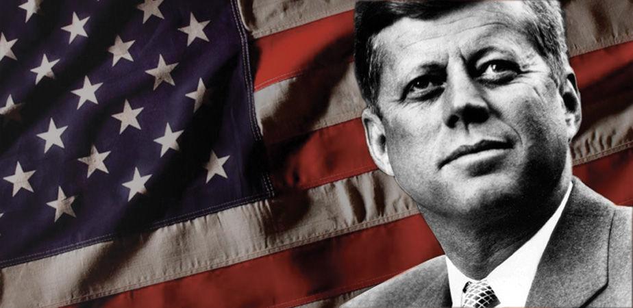 JFK. La serie. 06  John F. Kennedy b65a06519e7