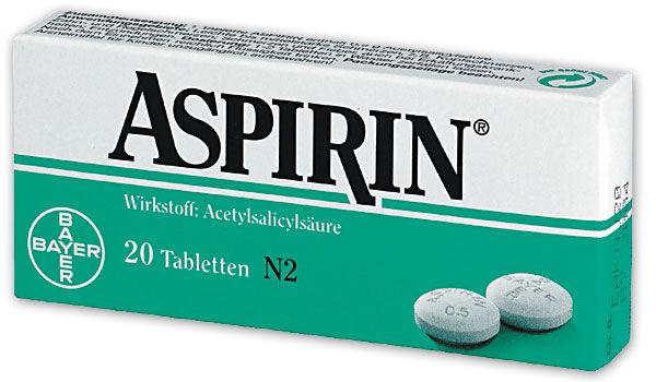 dosis bajas de aspirina pueden ayudar a la disfunción eréctil